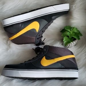 Nike SB Mavrk Mid 2 Gray Orange Black Sneakers